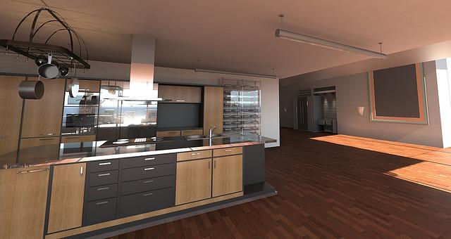 zdjęcia małych kuchni w bloku